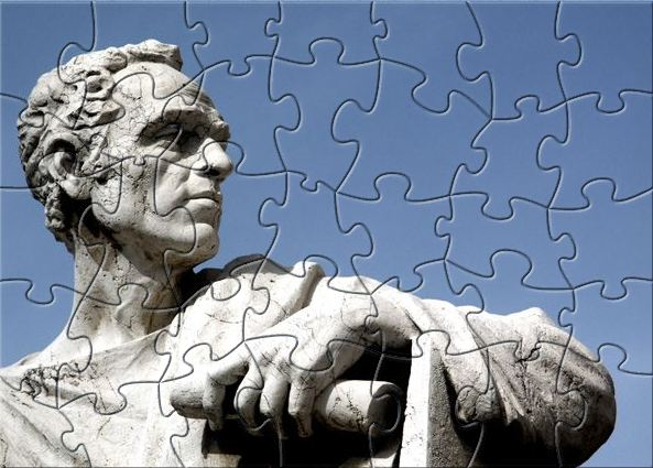 CSAL Statue of Rome Puzzle 1.0
